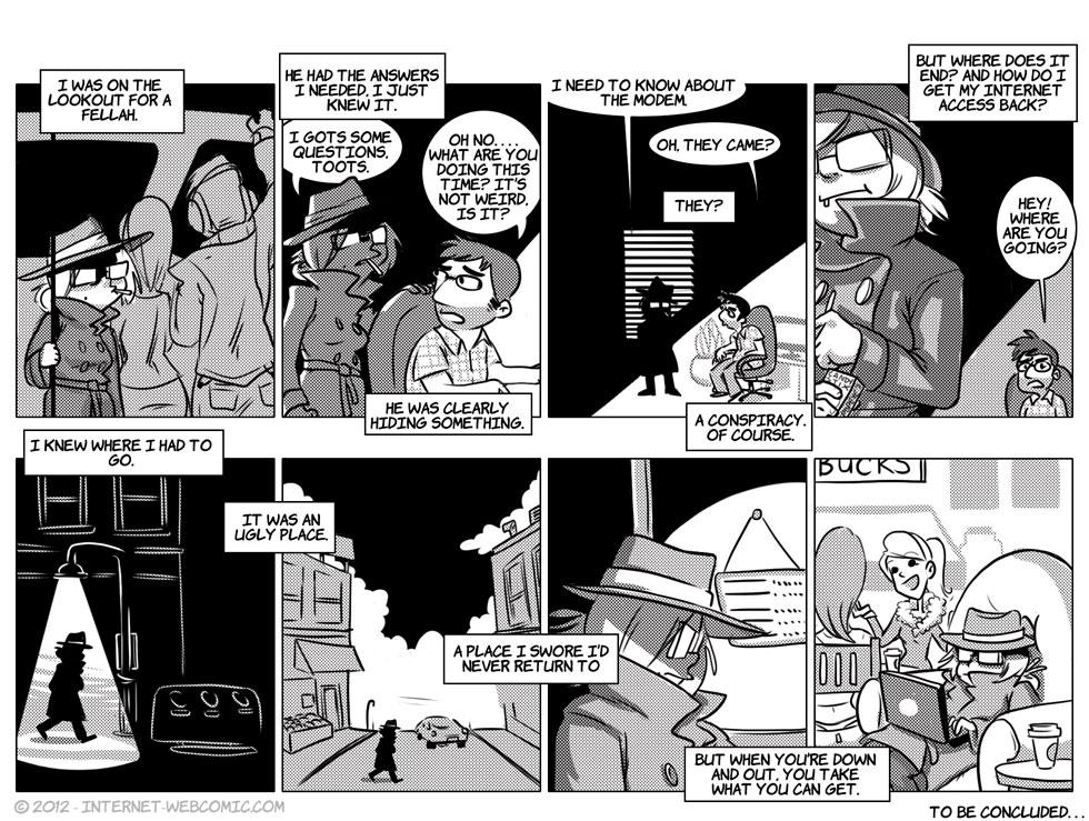 IW: Noire- Part 2