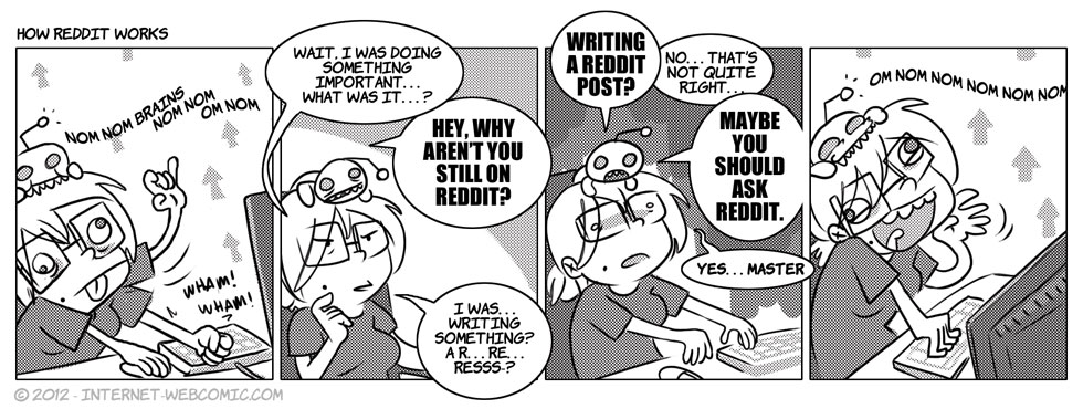 How Reddit Works