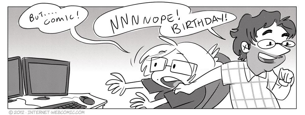 The Birthday Rule