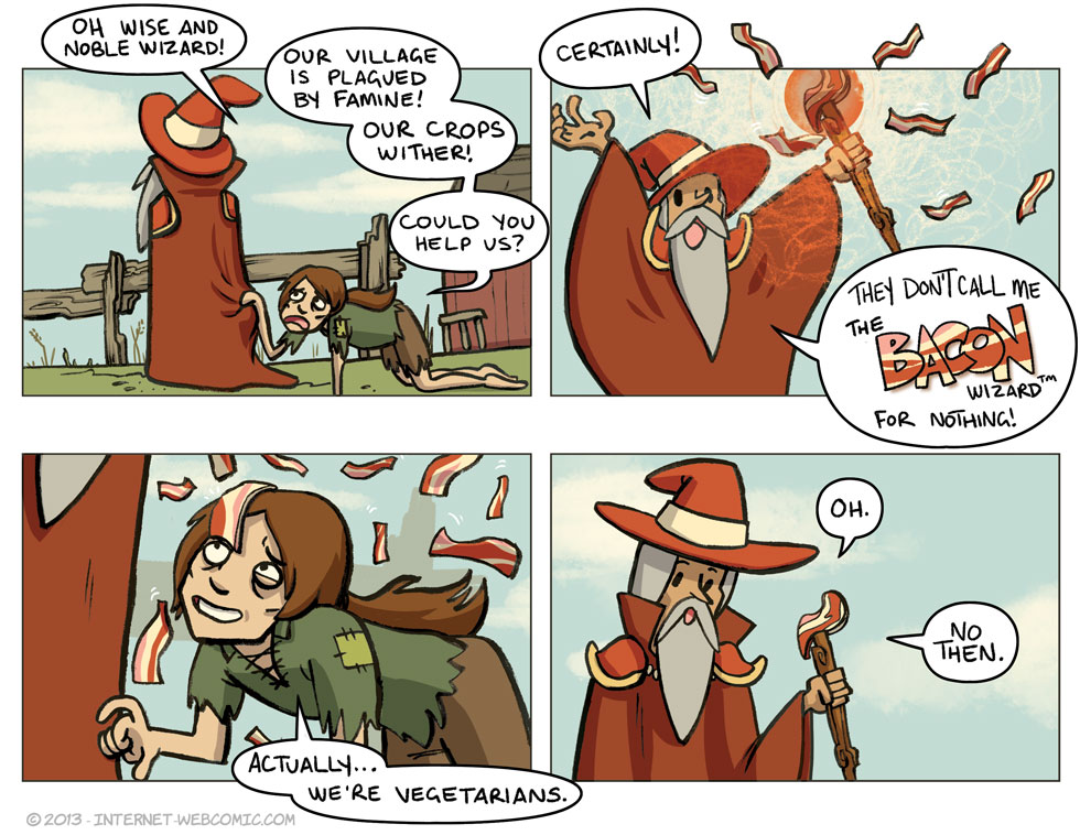 Bacon Wizard